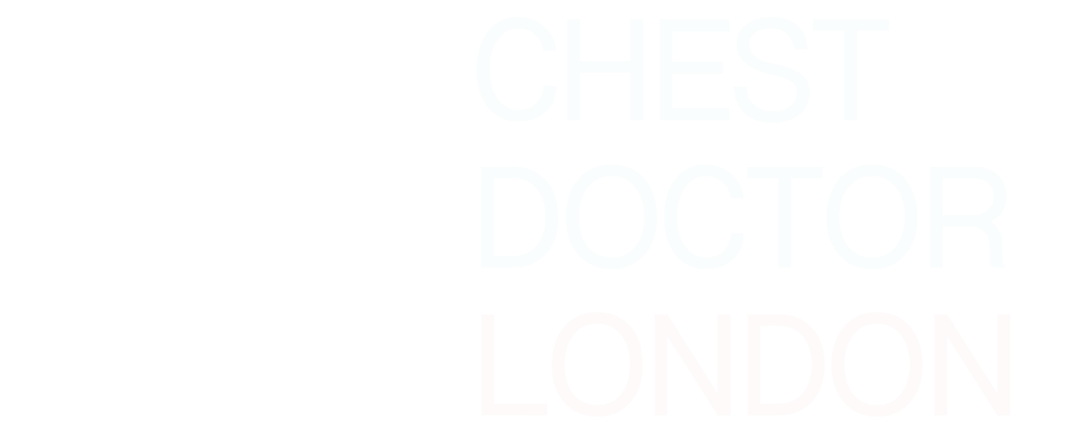 Chest Doctor London logo